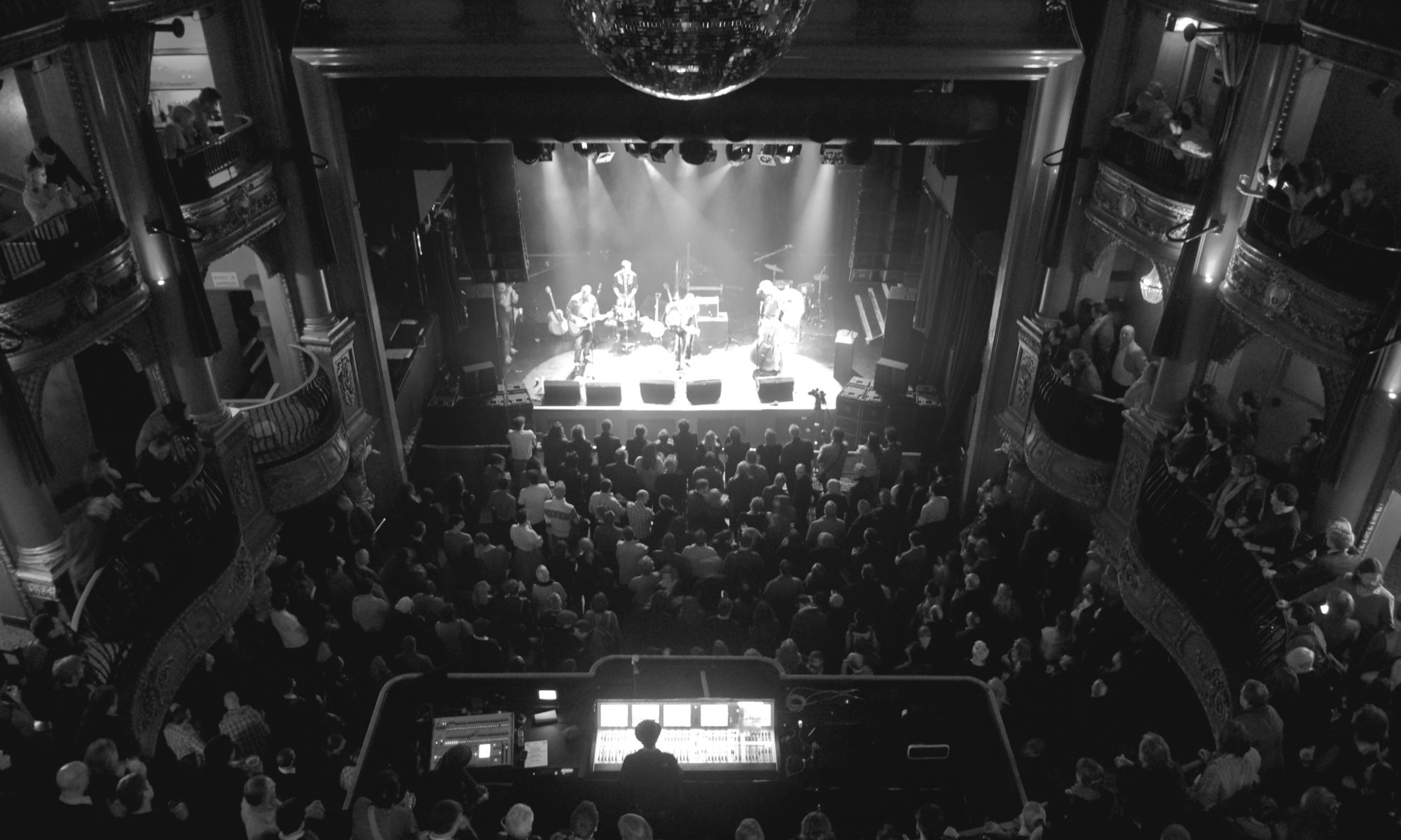 The Dodge Brothers at KOKO London